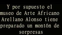Noche y día internacional de los museos 2015- Museo Arte Africano Arellano Alonso