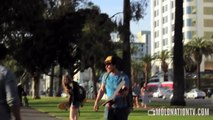 Stealing from the Homeless Social Experiment   Stealing Prank   Pranks 2014   Pranks on People