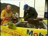 Cars crash - 4x4 Iceland Formula Off-Road death action