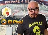 El Píxel, Especial E3, Los horarios de las conferencias, en directo desde Meristation.