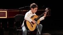 KLEYNJANS / DYENS par André Nobile 1er prix 11-12 ans - Concours de guitare de Fontenay s/ Bois