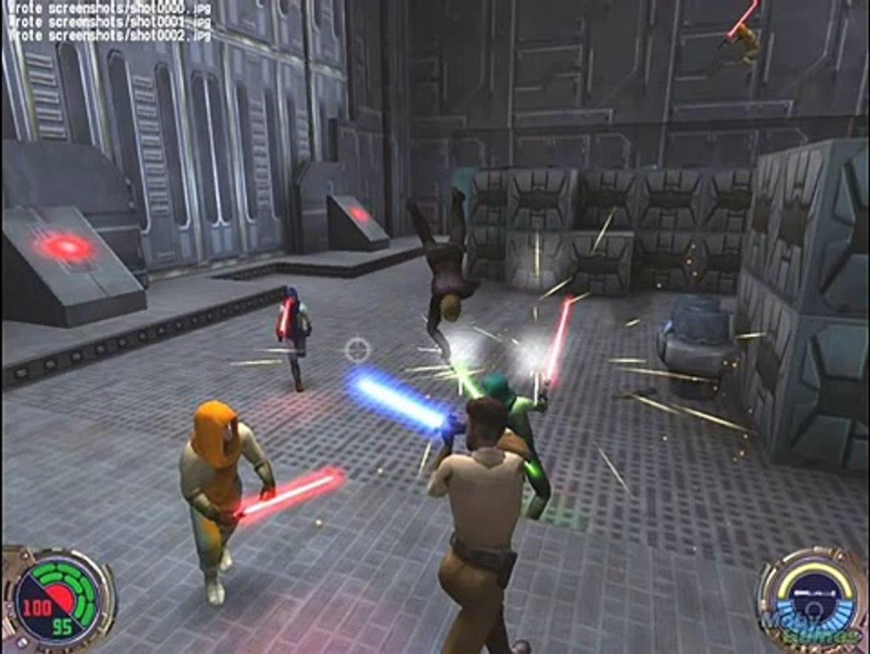 Descargar Star Wars Jedi Knight 2: Jedi Outcast Full Español Para PC 1 Link  - video Dailymotion