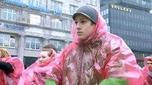 Eurythmie Flashmob (Eurythmy Flashmob) in Köln