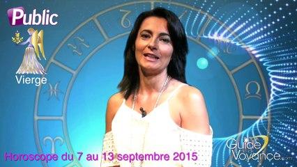 Horoscope Patricia Lasserre Vierge semaine du 07 septembre 2015