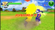 DragonBall Z Tenkaichi Tag Team mods Raging Blast Goku SSJ3 VS Vegeta SSJ3