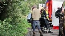 Beelden: Bromfietser overleden bij ongeluk in Doezum - RTV Noord