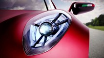 The Alfa Romeo 4C Concept Car - Alfa Romeo UK