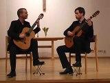TheGothenburgCombo plays Nagoya Guitars by Steve Reich