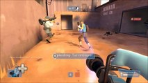 The Orange Box/Team Fortress 2-Were heavy's and we know it