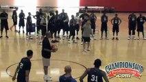 All Access USA Basketball Practice - 3 Man Fast Break Drill