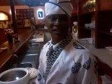HOW TO MAKE SALMON NIGIRI SUSHI KENYAN MASTER CHEF
