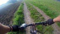 VTT dans les monts de Flandre