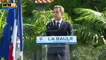 """Lapsus de Nicolas Sarkozy """"La France a toujours été du côté des dictateurs"""""""
