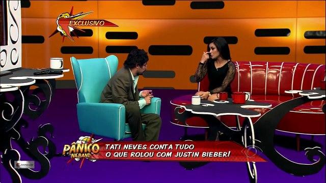 Poderoso Castiga entrevista Tati Neves, a mina que dormiu com Justin Bieber