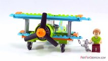 Artifex Creation  Lego Scooby Doo MYSTERY PLANE Adventures 75901 Stop Motion Build Review