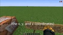 Teleport to Nether using command blocks in Vanilla Minecraft