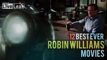 12 Best Robin Williams Movies (Good Will Hunting, Alladin, Hook, Patch Adams) Tribute