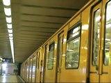 Türen / Abfahrtssignale Berliner U-Bahn und S-Bahn