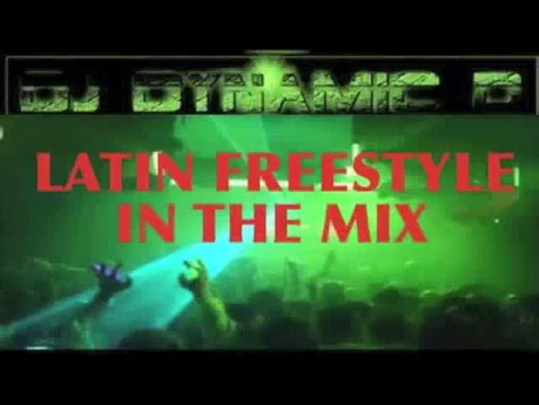 Best of 80s 90s Dance Music Hit Mix - Latin Freestyle - Italo Disco - DJ  Dynamic D Remix