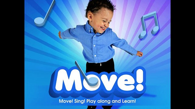 """GR8 Fall Action Song for Kids / Children """"Stand Up, Sit back Down."""" with motions"""