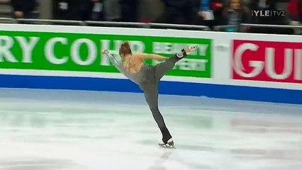 Carolina Kostner - ISU Grand Prix GP 2011 - Quebec City Canada - Free Program