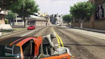 Grand Theft Auto V online lester has his thug life moments