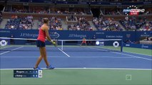 Simona Halep vs Shelby Rogers || US Open 2015 |HD|