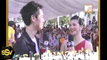 Regine Velasquez at 2003 MTV Asia Awards
