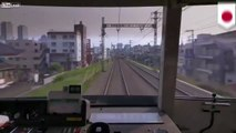 Suicide by train: Video of Japanese man run over by train on Keikyu line at Yokohama station