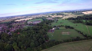 Waddesdon Manor and Estate - DJI Inspire