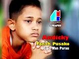 ALBUM POP MINANG   ♪♪ Tanah Pusako ♪♪ Andicky   Lagu Pop Minang Anak anak Sadiah