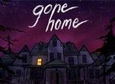 Gone Home, Tráiler de lanzamiento