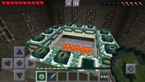 THE END in Minecraft PE 0.13.0? Boss Ender Dragon?