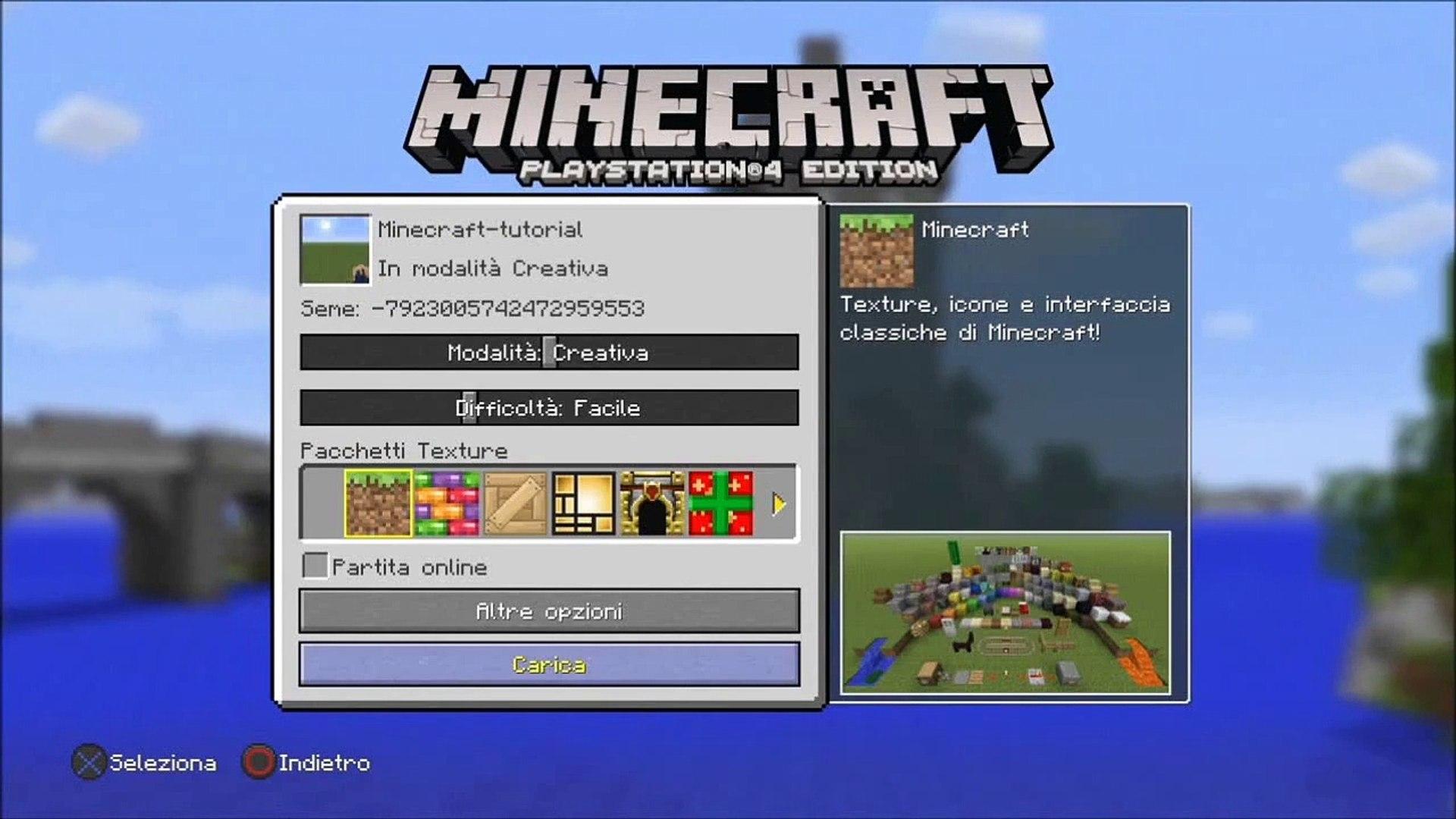 Ps4 Minecraft Tutorial 1 Farm Di Binari 100 Funzionante
