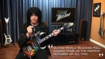 Speed Kills - Shred Guitar by Michael Angelo Batio