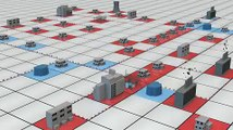 GM Smart Grid Animation- OnStar Debuts Future EV Solutions