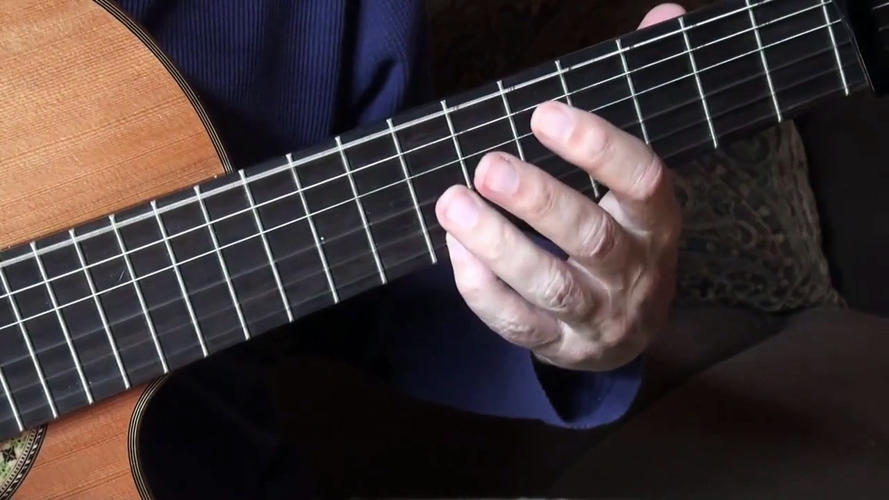 A'Soalin Acoustic Guitar Tutorial