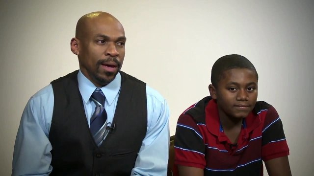 Big Brothers Big Sisters of the Midlands - Meet Big Brothers Cynric & Little Brother Kameron