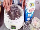 DIY yogurt fresh, nutritious and delicious yogurt maker nutrition breakfast milk yogurt kid milk