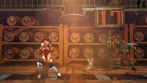 walkthrough Super Street Fighter IV Europe Bonus Stage