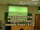 2009 Halloween Math Class v2  high defination fun video college humor prank april fools jokes for