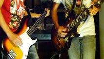 Smells Like Teen Spirit-NIRVANA [guitar-bass]