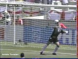 Coupe du Monde France 1998 [FR] Angleterre  2-0 Tunisie 05-06-1998 [Full Match Highlights]
