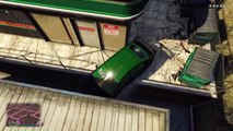 GTA 5 ONLINE: EPIC 5 STAR POLICE CHASE :D