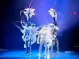 Cirque du Soleil Kooza Press Conference 3/5 - Anthony Gatto