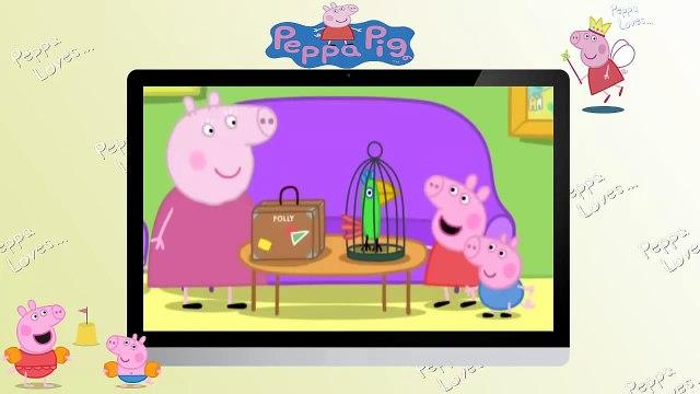 Peppa Pig En Español Peppa Pig Capitulos Completos (De excursión en autobus) Peppa 1080p   Свинка