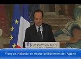 Algerie 2013 de Bouteflika & DRS François Hollande se moque de l Algérie avec les sionistes