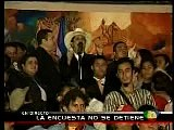 Mel Zelaya proponiendo reeleccion