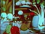 Classic Max Fleischer Cartoons - The Fresh Vegetable Mystery - Classic Cartoon