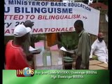 JOURNEE DU BILINGUISME AU CAMEROUN